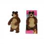 masha orso peluche cm.35