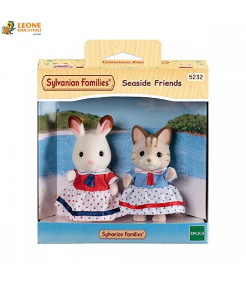 Sylvanian Families - Set 2 amici tema marino