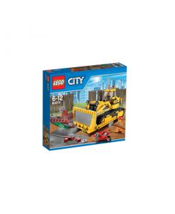City buldozer