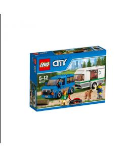 city furgone e caravan