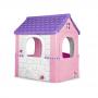 pink fantasy house