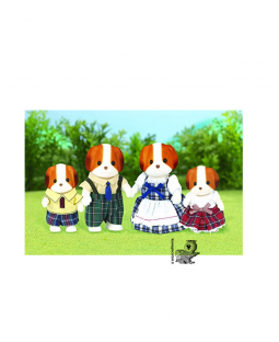 sylvanian families cani chiffon